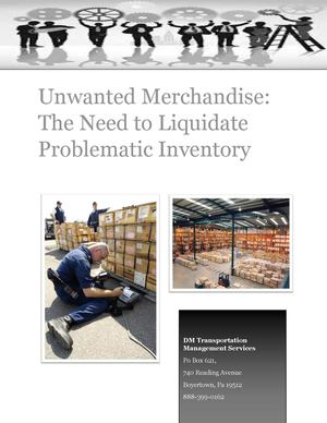 Unwanted Merchandise The Need To Liquidate Problematic Inventory