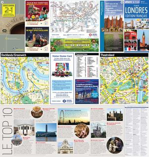 WHERE LONDON FRENCH MAP 2015-16