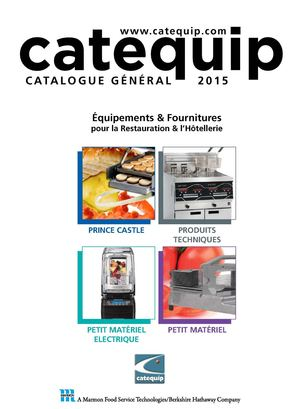 Catalogue general 2015