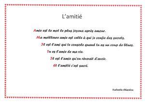 Calaméo Recueil Poèmes Amitié 2