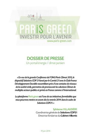 Dp Parisgreen
