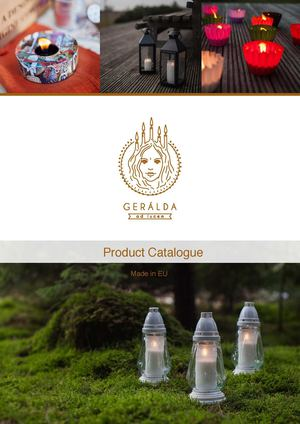 Geralda Product Catalogue