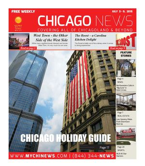 Chicago News | July 3-9 Issue