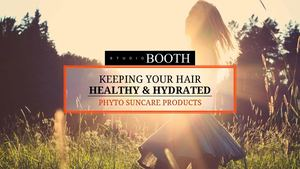 Keeping Your Hair Healthy & Hydrated With Phyto Suncare Products