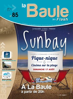 La Baule Flash N°85 Ete 2014