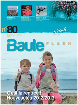 La Baule Flash N°80