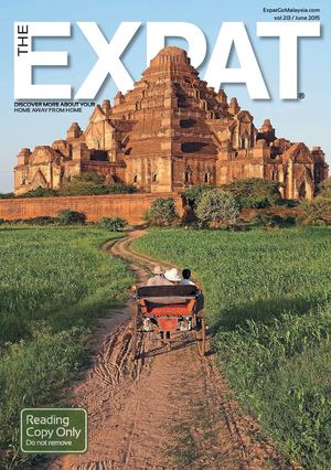 The Expat June 2015