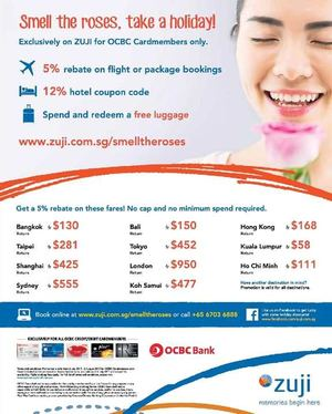 Get A 5 Rebate On These Fares At Zuji Book From July 6 To August 2 201569689 69689