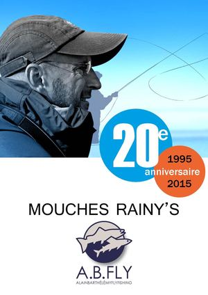 Catalogue Mouches Rainy's -AB FLY 2015