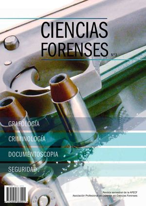 Revista Ciencias Forenses