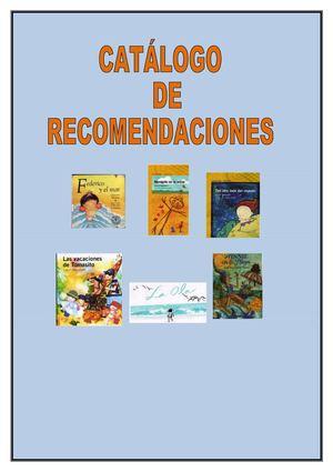 recomendaciones de libros infantiles