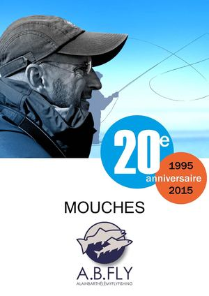 Catalogue Mouches Ab FLY 2015