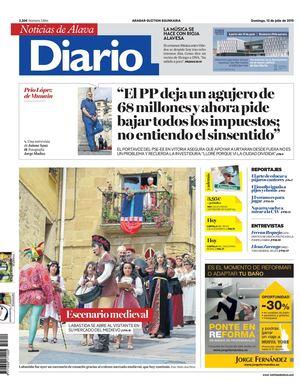 uk availability 999d5 efc51 Diario de Noticias de Álava 20150712