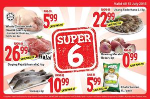 Super 6 Promotion At Tesco Offers Valid From Now Till July 15 201569748 69748