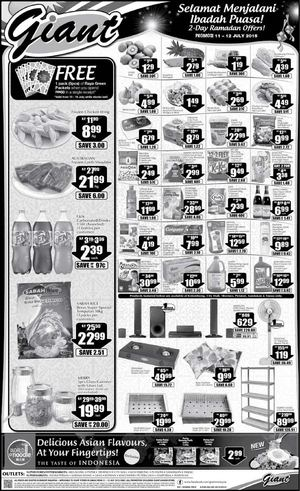Great Sunday Offers At Giant Offer Valid From July 11 12 2015 Sabah Labuan 69766