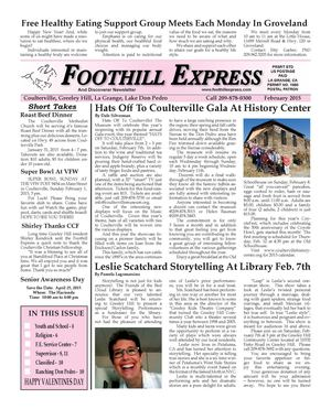 Foothill Express February 2015