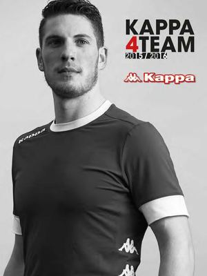 Catalogue Kappa 4 Team 2015 2016