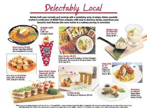 Delectably Local At Marina Square From July 10 To August 10 201569853 69853