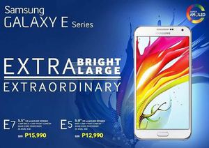 Samsung Galaxy E Series Available At Gadgets In Style Valid While Stocks Last69864 69864