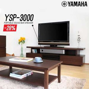 Save 28 Off On Yamaha Ysp 3000 Portable Sound Bar At 5th Avenue Electronic City While Stocks Last 69863