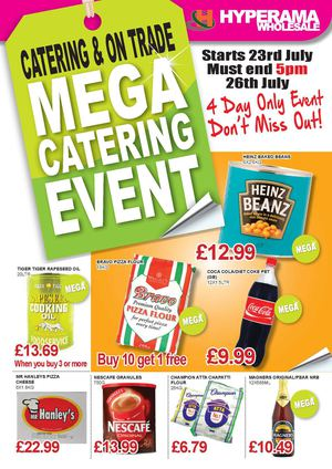 Mega Catering July 2015 V2 Managers
