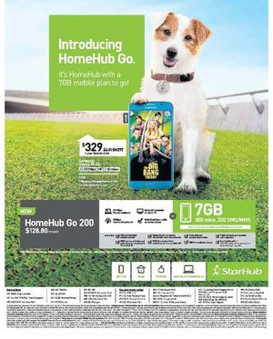 Introducing Homehub Go With 7gb Mobile Plan To Go At Starhub Valid Till July 17 2015 69875