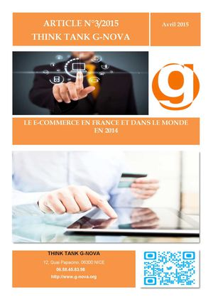 Article N°3 Think Tank G Nova Avril 2015