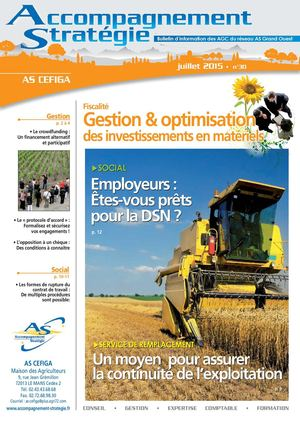 Bulletin Asgo Juillet 2015 As72