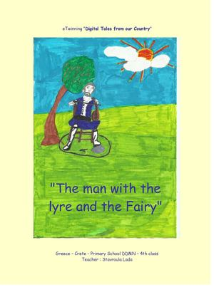The Man With The Lyre And The Fairy