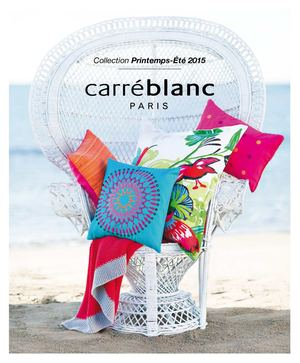 collection printemps t 2015 par carr blanc