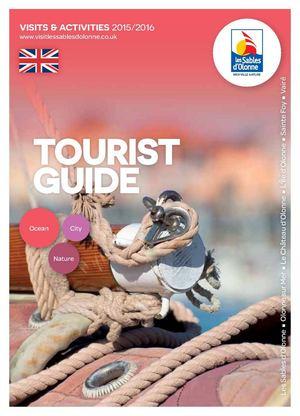 2015   Tourist Guide Les Sables Du0027Olonne