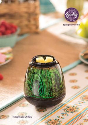 Scentsy Catalogue Ss15 Uk Ireland