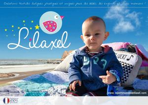 Catalogue Lilaxel Automne Hiver 2015