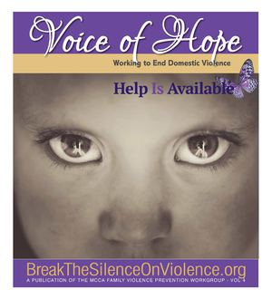 Voice of Hope 2015 - End Domestic Violence