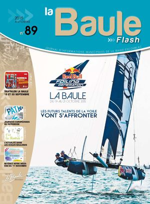 La Baule Flash #89 (Automne 2015)