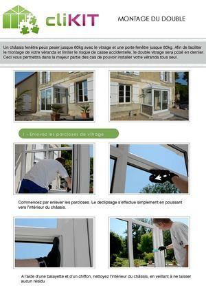 Calaméo - CliKIT - Notice Veranda Pose des Parcloses