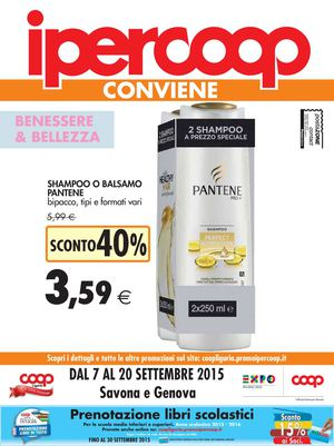 Calaméo - Volantino Iper Coop Liguria Dal 7 Al 20 Settembre