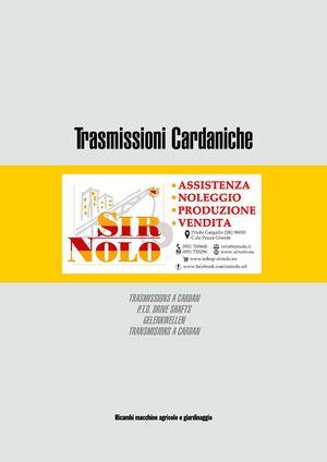 Pto Drive shaft Bondioli /& Pavesi Albero Cardano Gelenkwelle 104 con Frizione