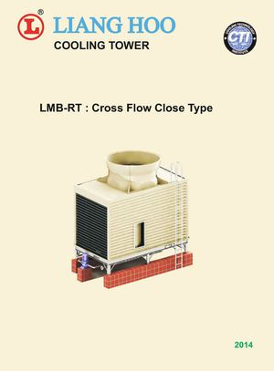 LMB RT Closed Loop Cooling Tower