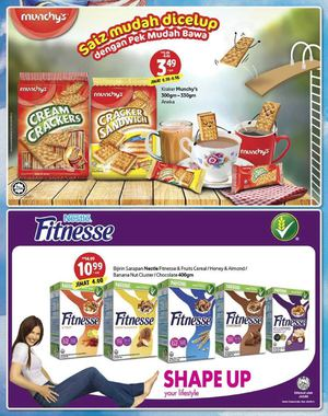 Munchys Nestle Promotion At Tesco Offers Are Valid From September 10 16 2015 72336