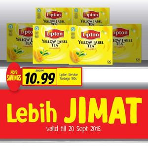 Lebih Jimat At Tesco Offers Valid From Now Till September 20 201572340 72340