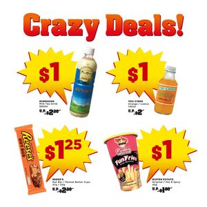 Crazy Prices Starting From Only A Dollar At 7 Eleven Offer Valid While Stocks Last 72386