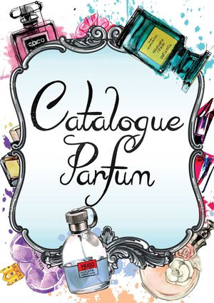 Catalogue Parfum