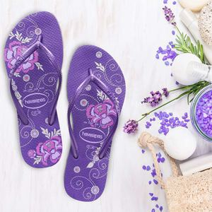 Slim Organic Flip Flops For P1095 Available At Havaianas While Stocks Last 72408