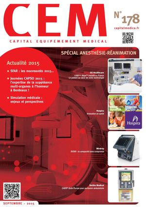Capital Equipement Médical - Septembre  2015