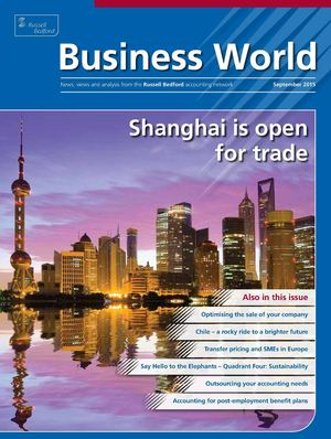 Russell Bedford Business World Magazine Issue 11