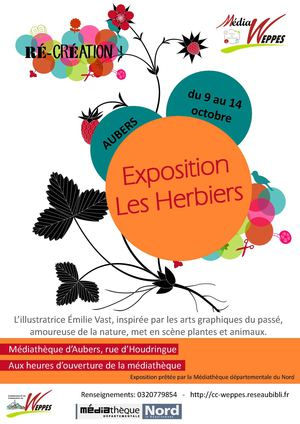 Affiche  Expo Aubers Version 3
