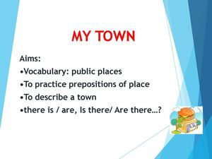 My Town Places In Our Town
