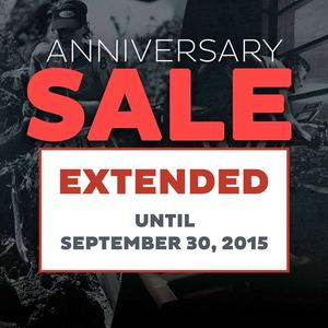 Anniversary Sale At Chris Sports Extended Until September 30 201572434 72434