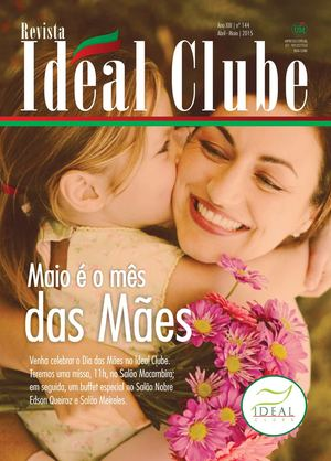 Revista Ideal Clube Abril-Maio 2015